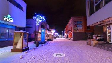 Čadca Palárikova ulica