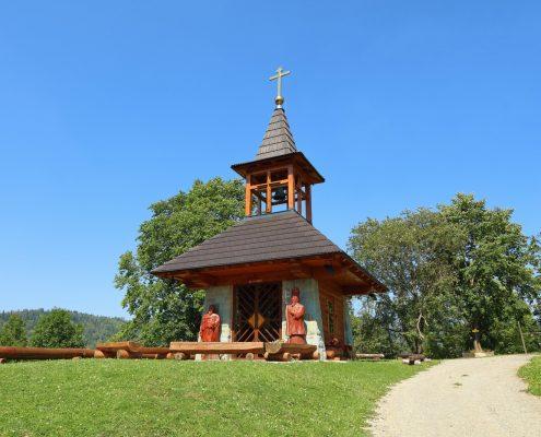 Kaplnka u Haladeji