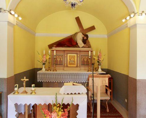 Kaplnka na Skalitom v Kudlove