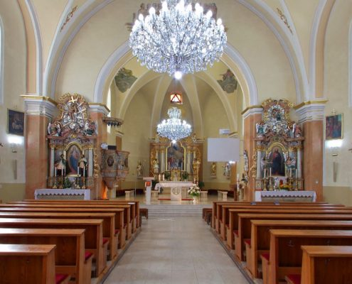 Farský kostol v Turzovke