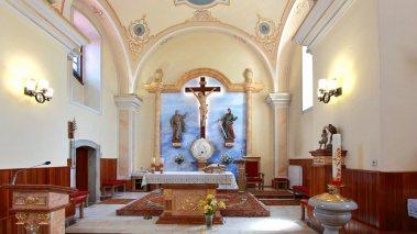 Kostol na Makove